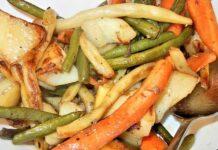 ile gotować fasolkę szparagową