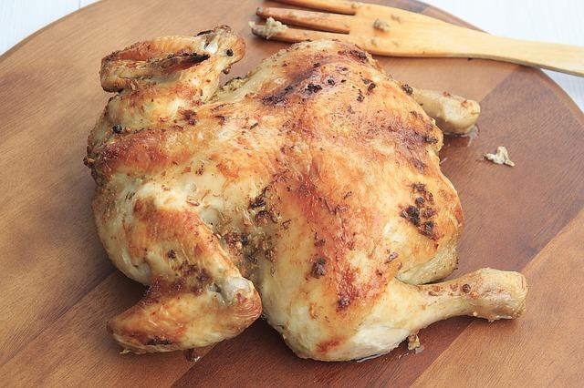 ile piec kurczaka